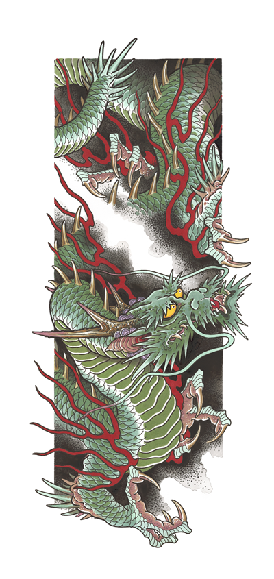 DSCW - dragons collab