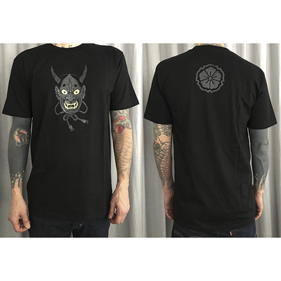 DS - t shirt - hannya