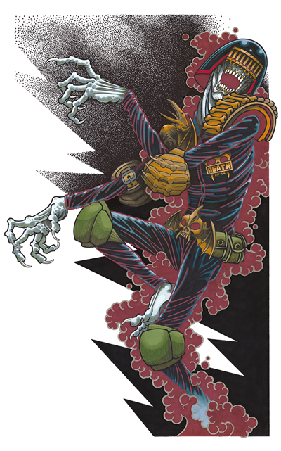 DS - Judge Death